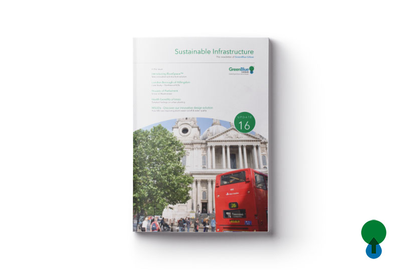 Sustainable Infrastructure – Issue 16