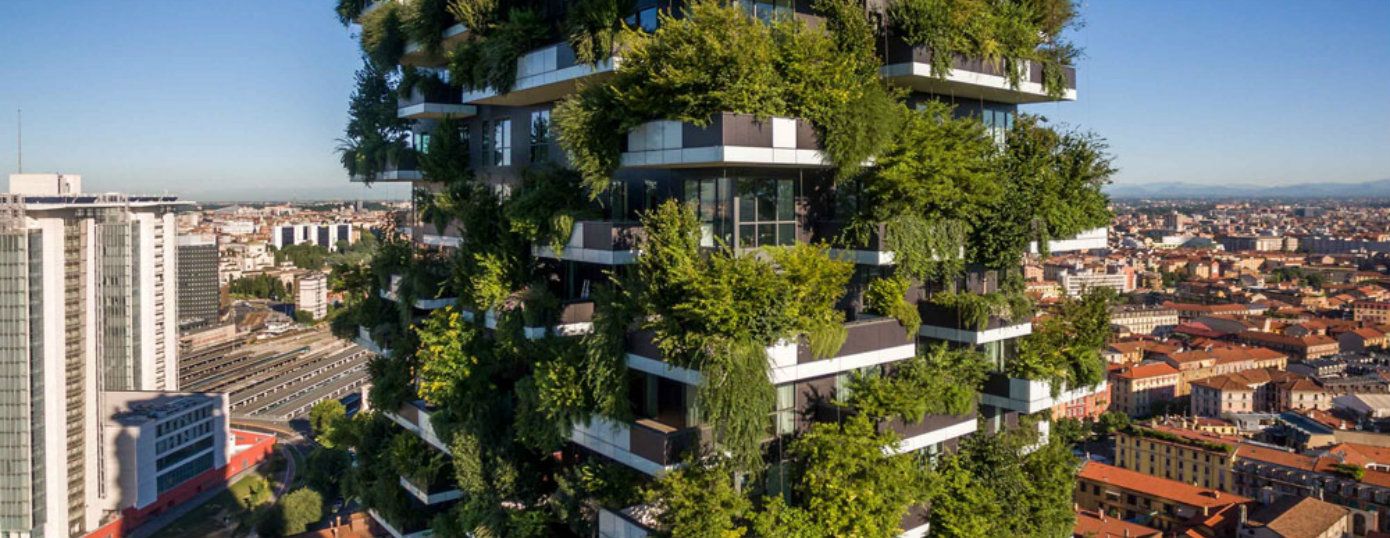 Vertical Forests: The Benefits & Beauty