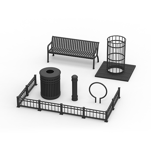 Street Furnishing Collections